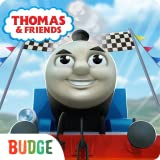 COURSE avec Thomas et ses amis locomotives fantastiques : Percy, James, Emily, Toby, Rebecca, Nia, Yong Bao, Spencer et bien d'autres ! JOUE en mode « 1 Joueur » ou « 2 Joueurs » pour défier un ami ! TOUCHE le bouton vert aussi vite que possible pour...