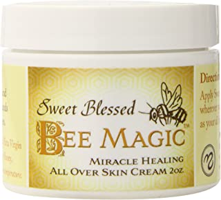 Medicine Mama's Apothecary Sweet Blessed Bee Magic Cream, 3 Count/6 Ounces Total