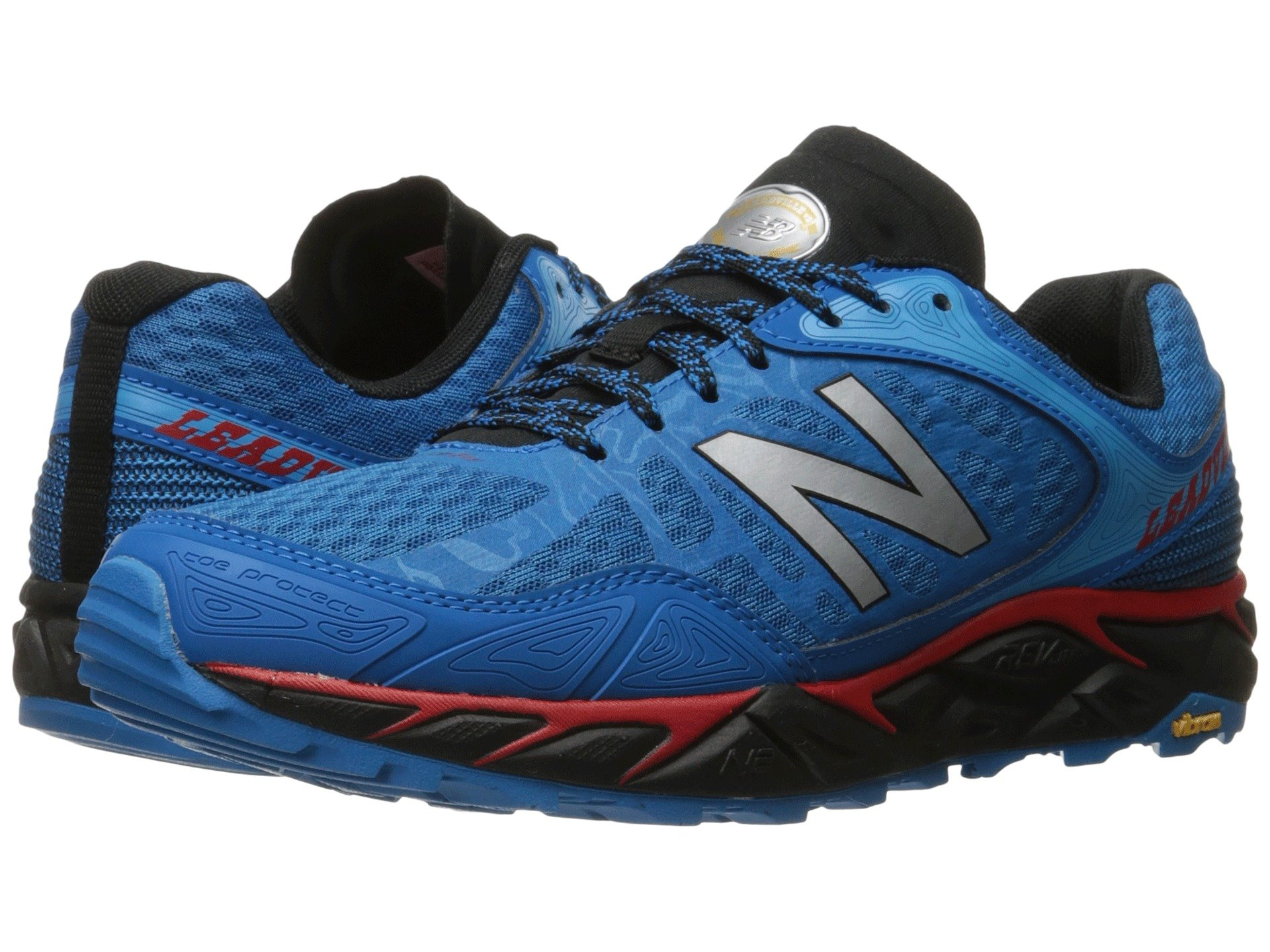 New Balance Leadville V Men S Shoes Blue Black