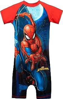 Marvel Boys Spiderman Swimsuit