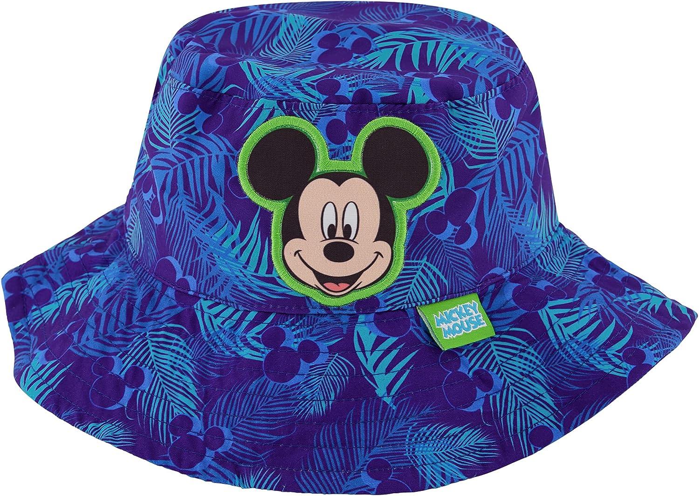 Disney Kids Bucket Hat forBoys, Mickey MouseToddlerBaseball Cap andBabySunhat