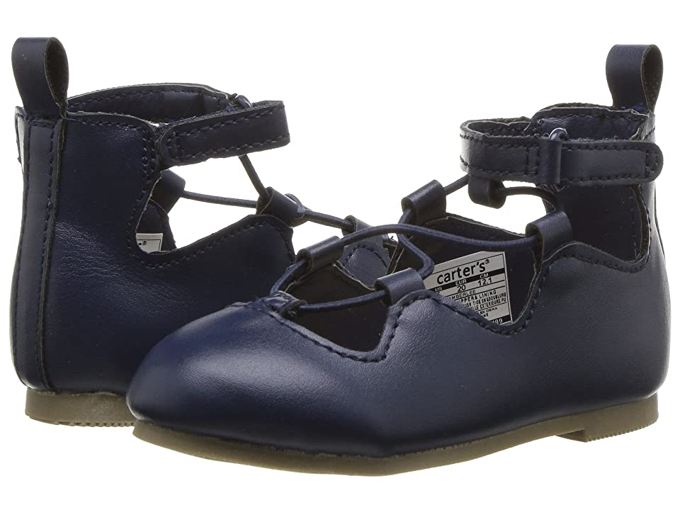 Carters Amberlee (Toddler/Little Kid) (Navy) Girl