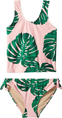 shade critters - Botanical Tankini Set (Toddler/Little Kids/Big Kids)