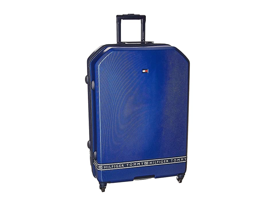 Tommy Hilfiger 28 Sneaker Sport Upright Suitcase (Royal) Luggage