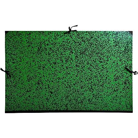 Exacompta 533200E Carton a dessin annonay avec rubans 67x94cm - a1