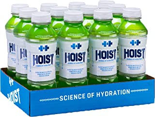 Hoist Premium Hydration Watermelon Isotonic Electrolyte Drink, Powerful IV-Level Hydration, Prevents Dehydration - 12 Pack...