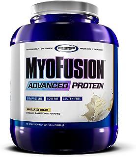 Gaspari Nutrition Myofusion Advanced Protein| Vanilla Ice Cream | 4 lbs