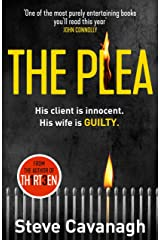 The Plea: His client is innocent. His wife is guilty. (Eddie Flynn Series) (English Edition) Formato Kindle