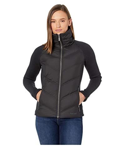 Marmot Ithaca Hybrid Jacket (Black) Women