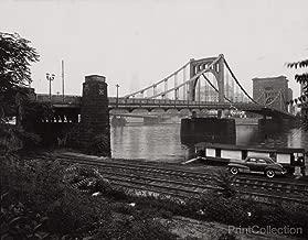 Print Collection Car Bridge River Pittsburgh Pa W. Eugene Smith 36