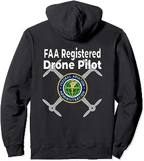Do Not Disturb FAA Certified Drone Pilot T-Shirt Pullover Hoodie