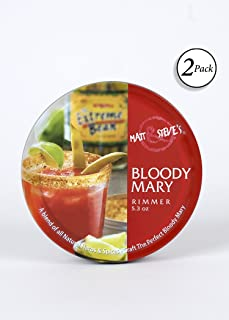 Matt & Steve's Bloody Mary Rimmer - 5.3 oz tins (2 pack)