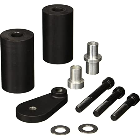 Motorcycle No Cut Frame Slider Protector Fit For 2003-2005 Yamaha YZF R6 2006-2009 R6S BLK