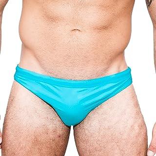 Taddlee Men Swimwear Low Rise Swimsuits Swim Briefs Swimming Solid Sports Bikini