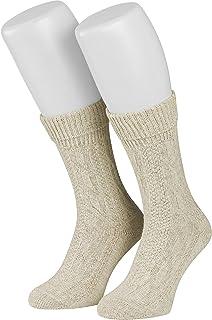 1 Par de Trajes Calcetines Cortos con sobre y Traje Tradicionales para Mujer y Hombre