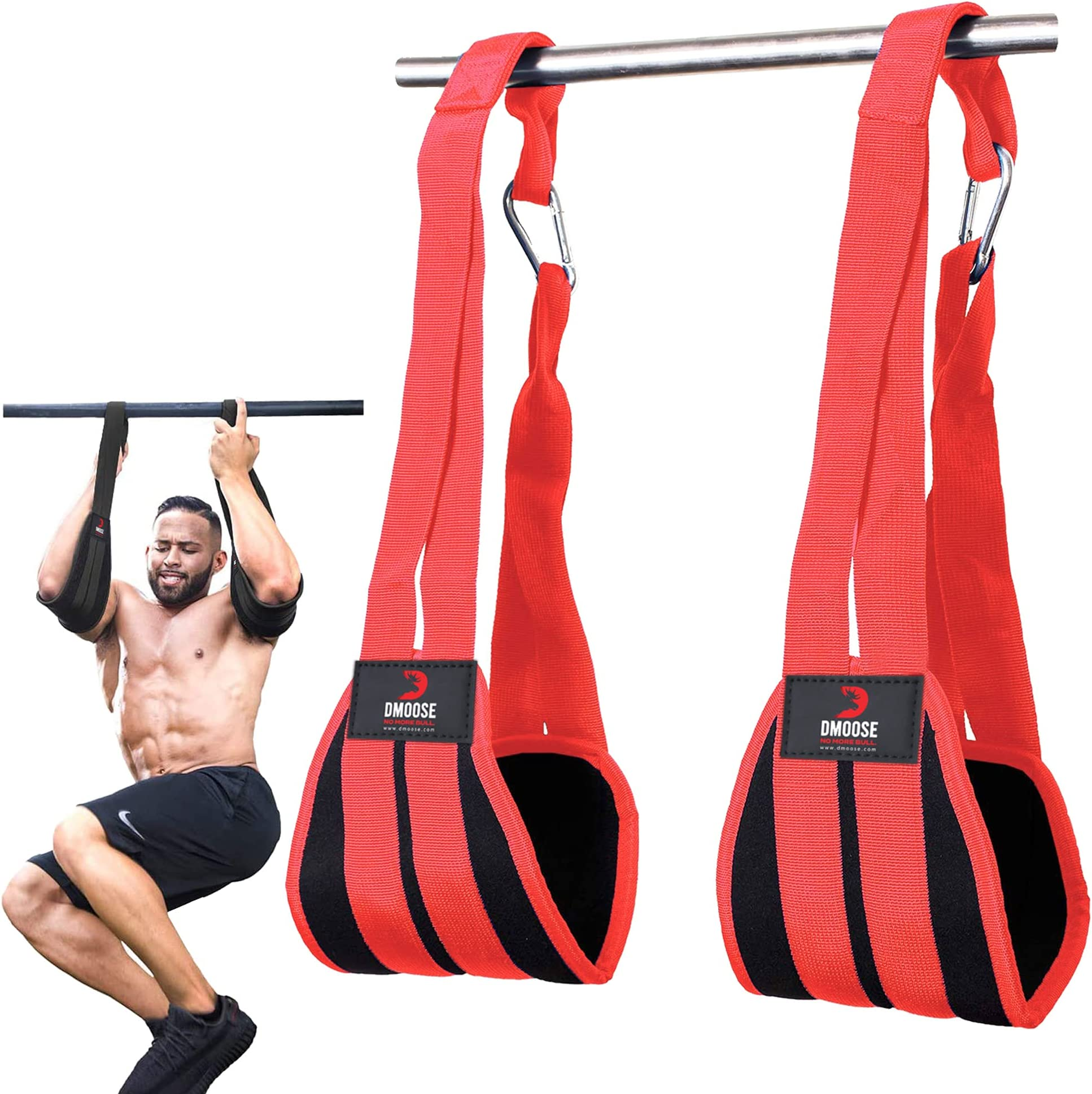 Details about  / Hanging Ab Strap for Pullup Bar Workout Exercise Equipment Home Gym for