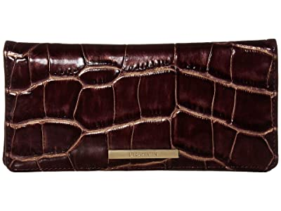 Brahmin Volition Ady Wallet (Port) Wristlet Handbags