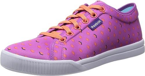 Reebok - Skyscape Runaround 20 W - M48773 - Couleur  Violet-Orange-Rose - Pointure  38 EU