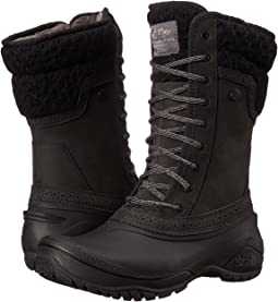 white north face boots