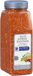 McCormick Culinary Salad Supreme Seasoning, 24 oz