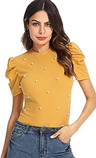 Best puff shoulder blouse Reviews