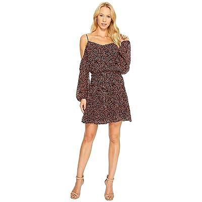Paige Carmine Dress (Black Multi Woodstock Floral) Women