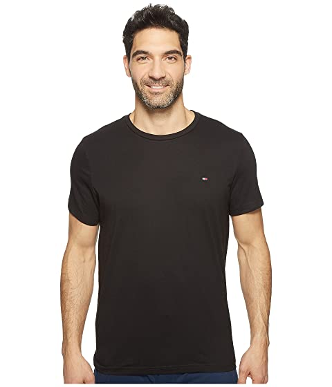 a5a58dfd7 Tommy Hilfiger Short Sleeve Core Flag Crew Neck Tee at Zappos.com