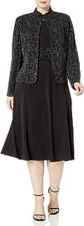 فستان حريمي من قطعتين بمقاس كبير من Jessica Howard