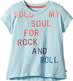 Lucky Brand Kids - Casia Tee (Little Kids)
