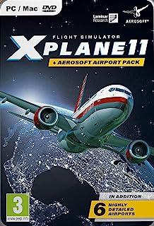 XPlane 11 + Aerosoft Airport Pack (輸入版)