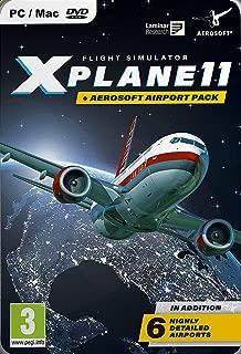 x plane 11 global airports
