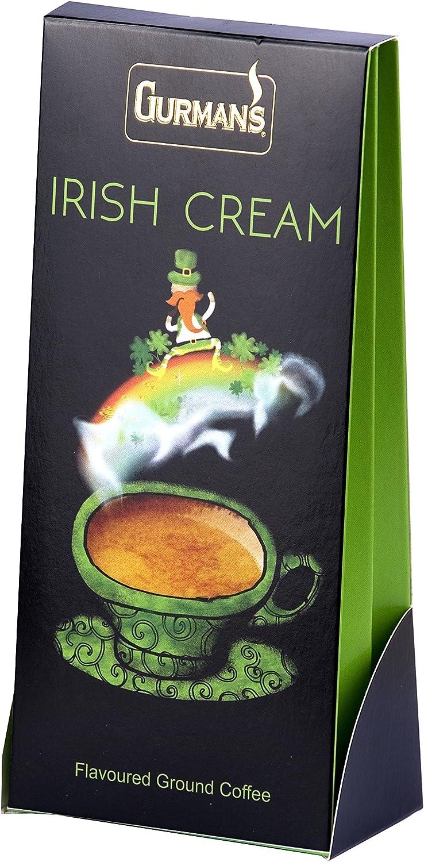 Gurmans De Crema Irlandesa Sabor De Primera Calidad Del Café Molido, 125g
