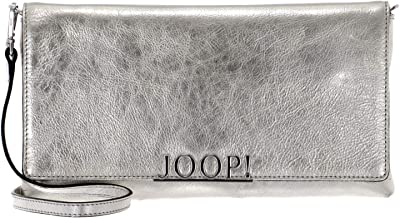 Joop! Damen Cadea evening bag, metallic, 27x14x2