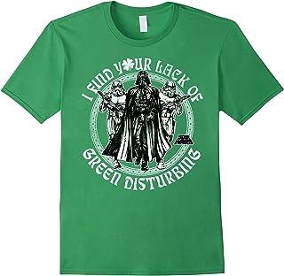 Lack Of Green Celtic St. Patrick's Graphic T-Shirt