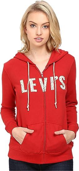 Levi's® Womens - Classic Zip Hoodie