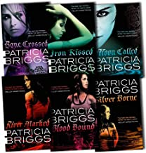 Mercy Thompson Collection Patricia Briggs 6 Books Set Pack RRP: £49.72 (Moon Called, Blood Bound, Iron Kissed, Silver Borne, River Marked, Bone Crossed)