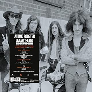 atomic rooster live and raw