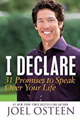 I Declare: 31 Promises to Speak Over Your Life Kindle Edition