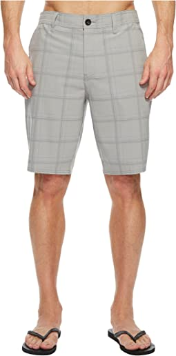 Mixed Hybrid Walkshorts