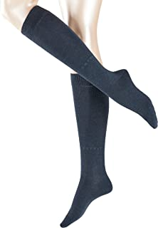 Basic Pure Knee-Highs Calcetines, para Mujer