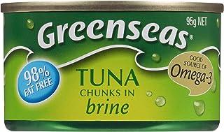 Greenseas Tuna Chunks in Brine, 12 x 95g