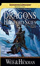 Dragons of the Highlord Skies (Lost Chronicles Book 1)