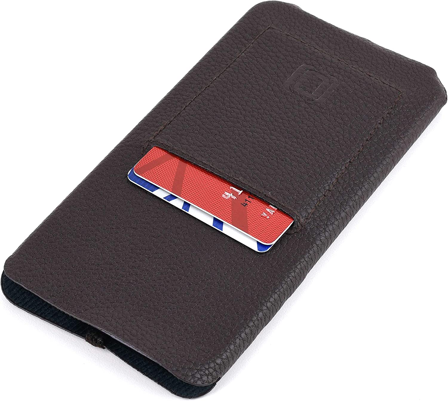 Dockem Minima Wallet Sleeve for iPhone 11 and iPhone XR (6.1