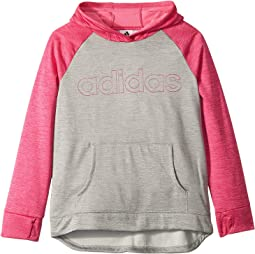 Color Block Hooded Sweatshirt (Big Kids)