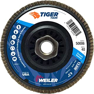 1-1//4 Trim Length 0.014 Wire Size POP Packaging 4 Diameter 1-1//4 Trim Length PFERD Inc. Carbon Steel Wire 9000 RPM PFERD 82510P Crimped Cup Brush 4 Diameter 5//8-11 Thread