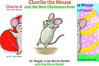 Charlie the Mouse (5 Book Series)