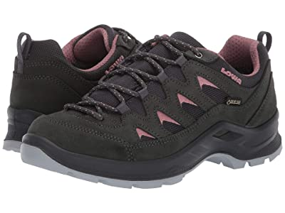Lowa Levante GTX Lo (Anthracite/Rose 2) Women