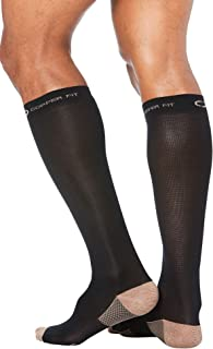 Copper Fit Women's Plus Size Copper Compression Socks
