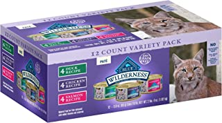 Blue Buffalo Blue Wilderness Adult Variety Pack Cat Food
