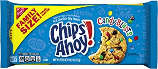 CHIPS AHOY! Candy Blast Family Size Cookies Pack